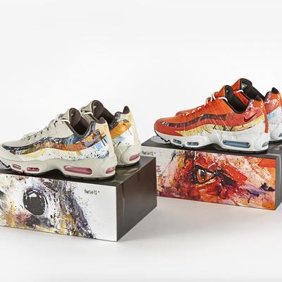 4e32a9ff03 Size? x Nike AM 95 x DW