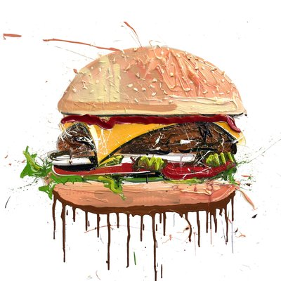 'Cheeseburger' Limited Edition