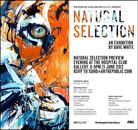 London Exhibition - Natural Selection