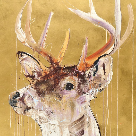 Stag Gold Leaf Edition