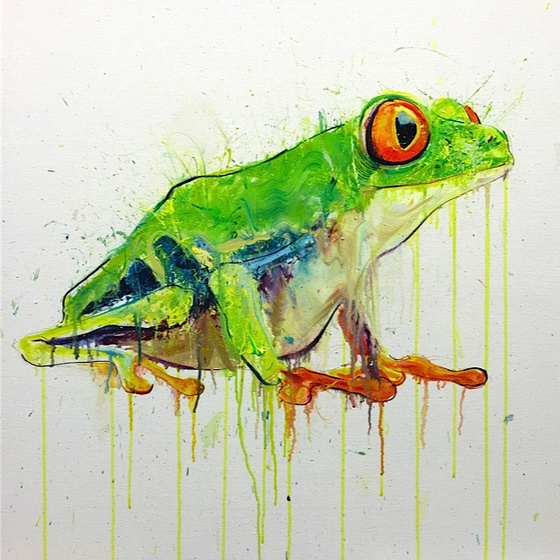 <span class=%22title%22>Tree Frog I<span class=%22title_comma%22>, </span></span><span class=%22year%22>2015</span>