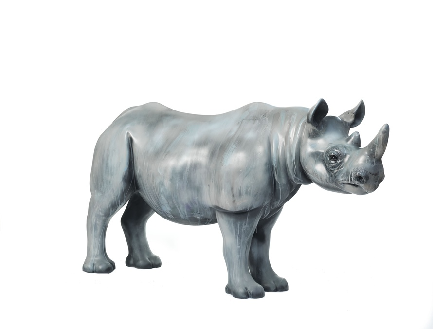 The Tusk Rhino Trail & Christie's Auction